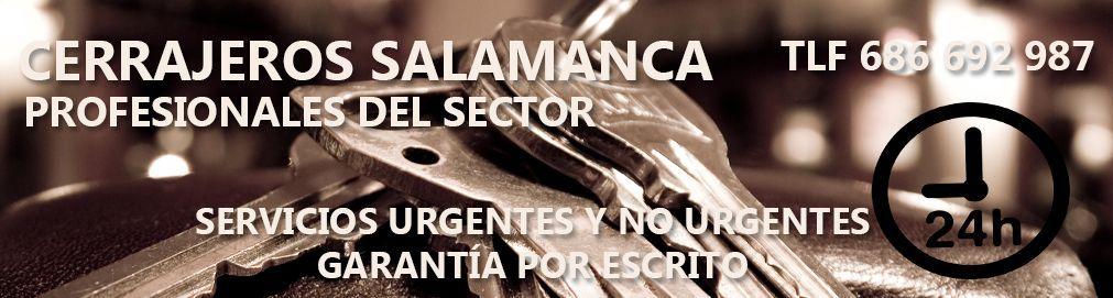 Tus cerrajeros en Salamanca